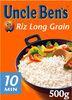 Riz cuisson rapide Uncle Ben's 500g - Produit