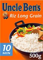Riz cuisson rapide Uncle Ben's 500g - Produit - fr