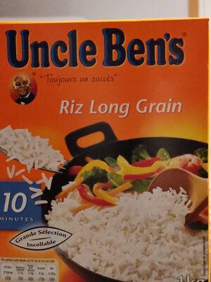 Riz Long Grain 10 minutes - Product - fr