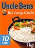 Riz cuisson rapide Uncle Ben's 1 kg - Product