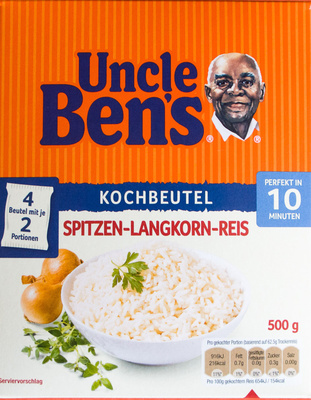 Kochbeutel Spitzen-Langkorn-Reis - Product