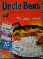 Uncle Ben\'s - Riz Long Grain - Produkt