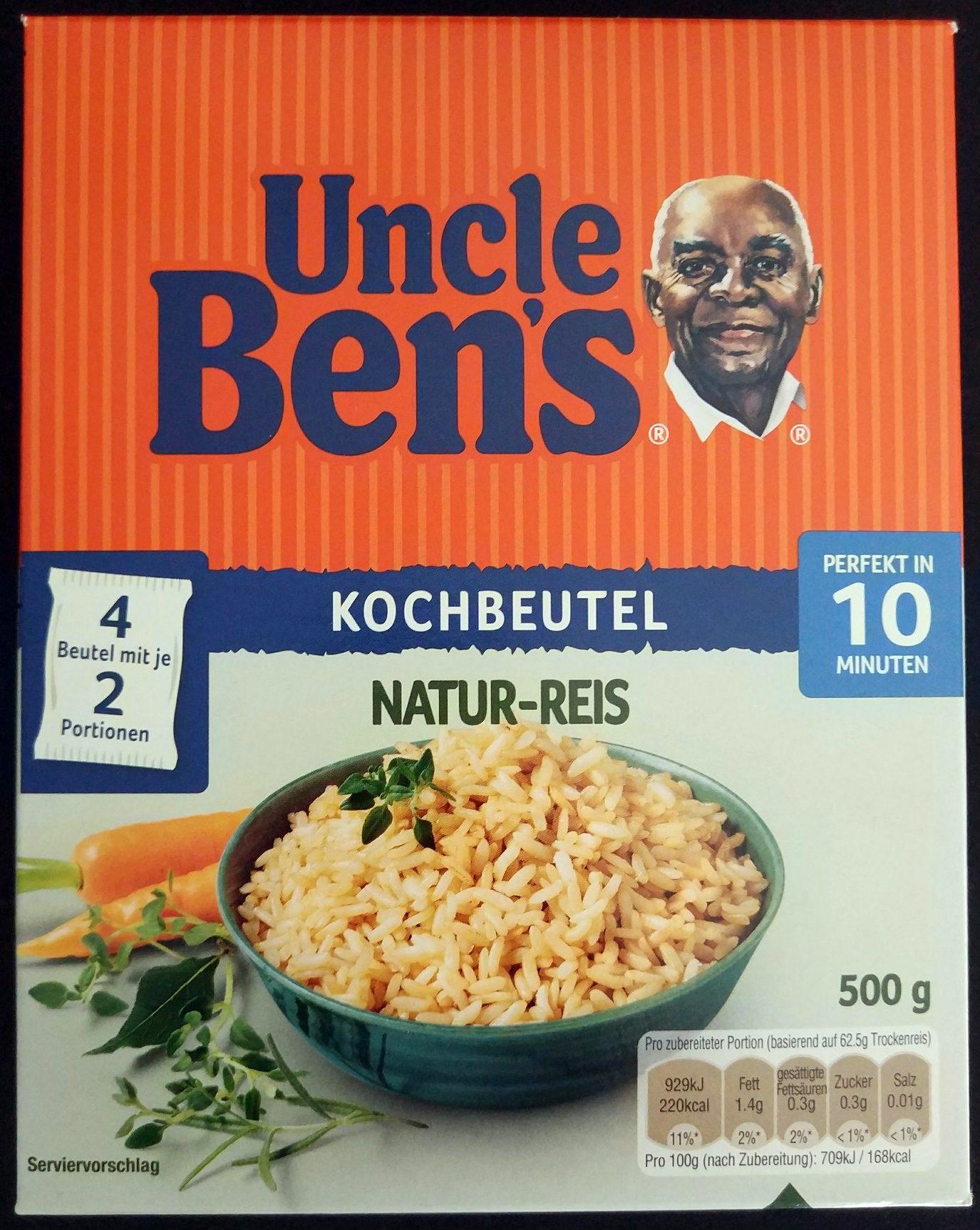 Kochbeutel Natur-Reis - Product