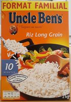 Riz Long Grain - Product - fr