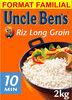 Riz cuisson rapide Uncle Ben's  2 kg - Produit