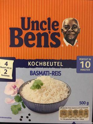 Uncle Ben's - Basmati-Reis - Produit - fr