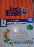 Spitzen-Langkorn-Reis - Produit - en