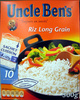 Riz Long Grain Uncle Ben's - Produit