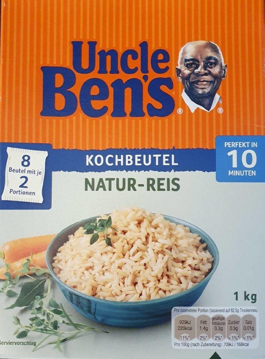 Reis Natur Kochbeutel - Produit - de
