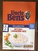 Reis 10 Min. Beutel Uncle Bens - Product