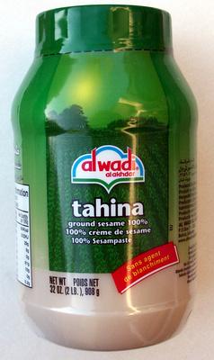 tahina - Product - fr