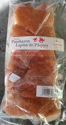 Lapins de Pâques nature - Product