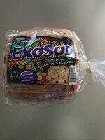 Délice de pain aux raisins et noisettes - Product - fr