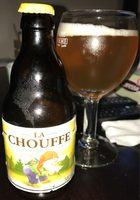 La chouffe - Nutrition facts
