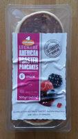 Leckere American Toaster Pancakes - Produkt