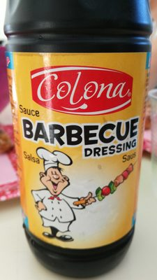 Colona Barbecue Dressing - Product - fr