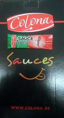 Sauce pimentée pour pizza - Product - fr