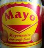mayonnaise aux oeufs frais - Product