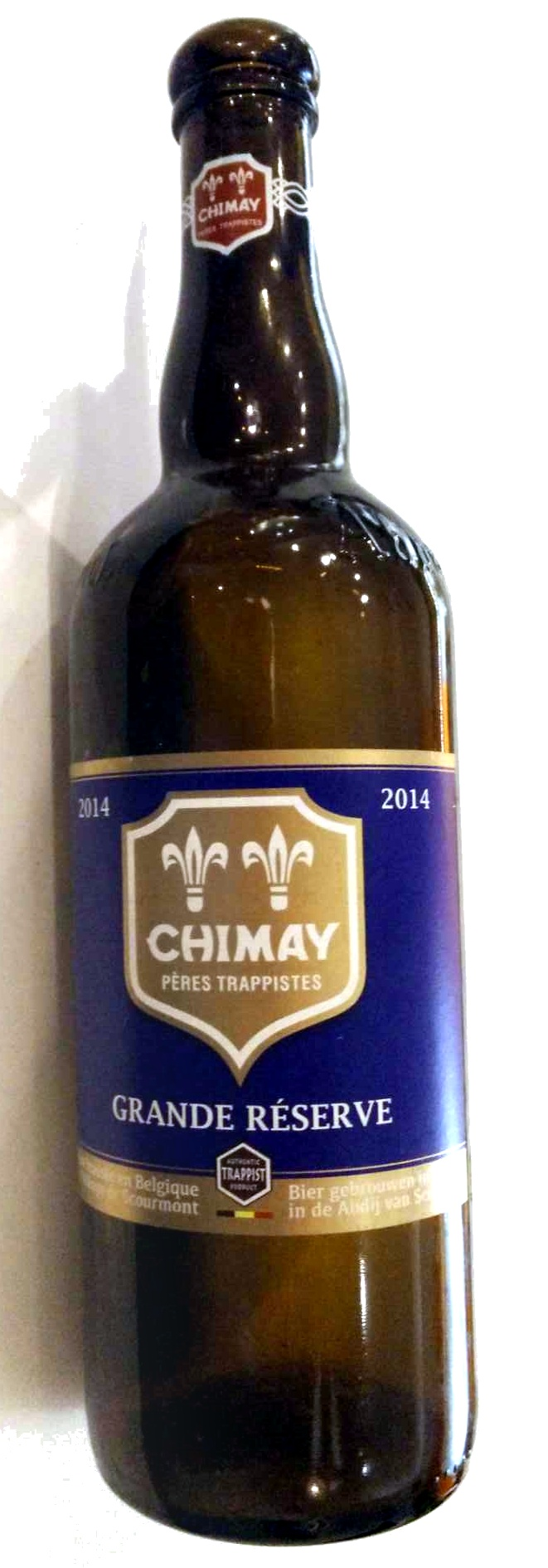Chimay Bleu Grande Réserve - Product