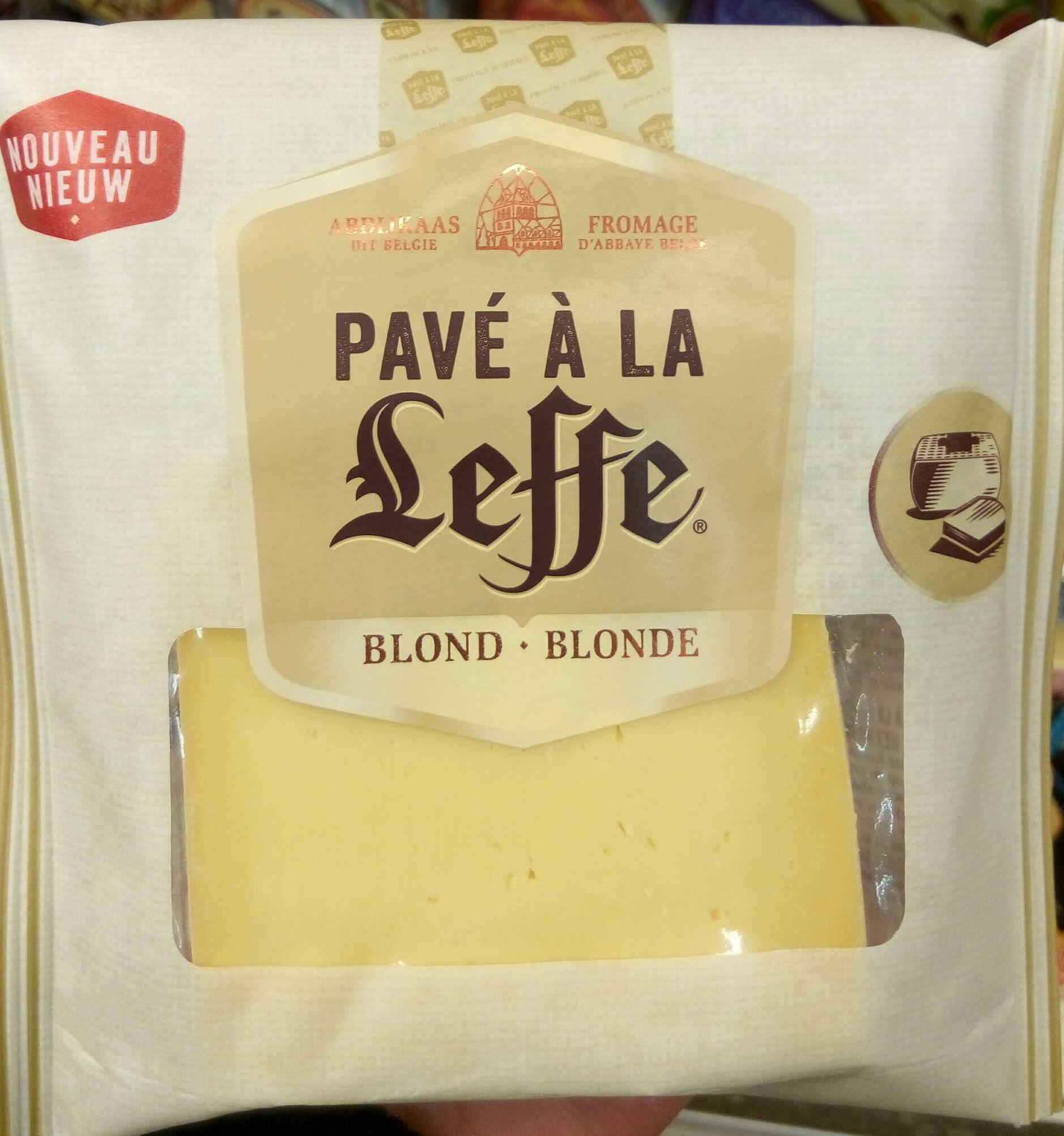 Pavé à la Leffe Blonde - Produit - fr