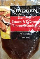 Sauce à l'orange - Product - fr