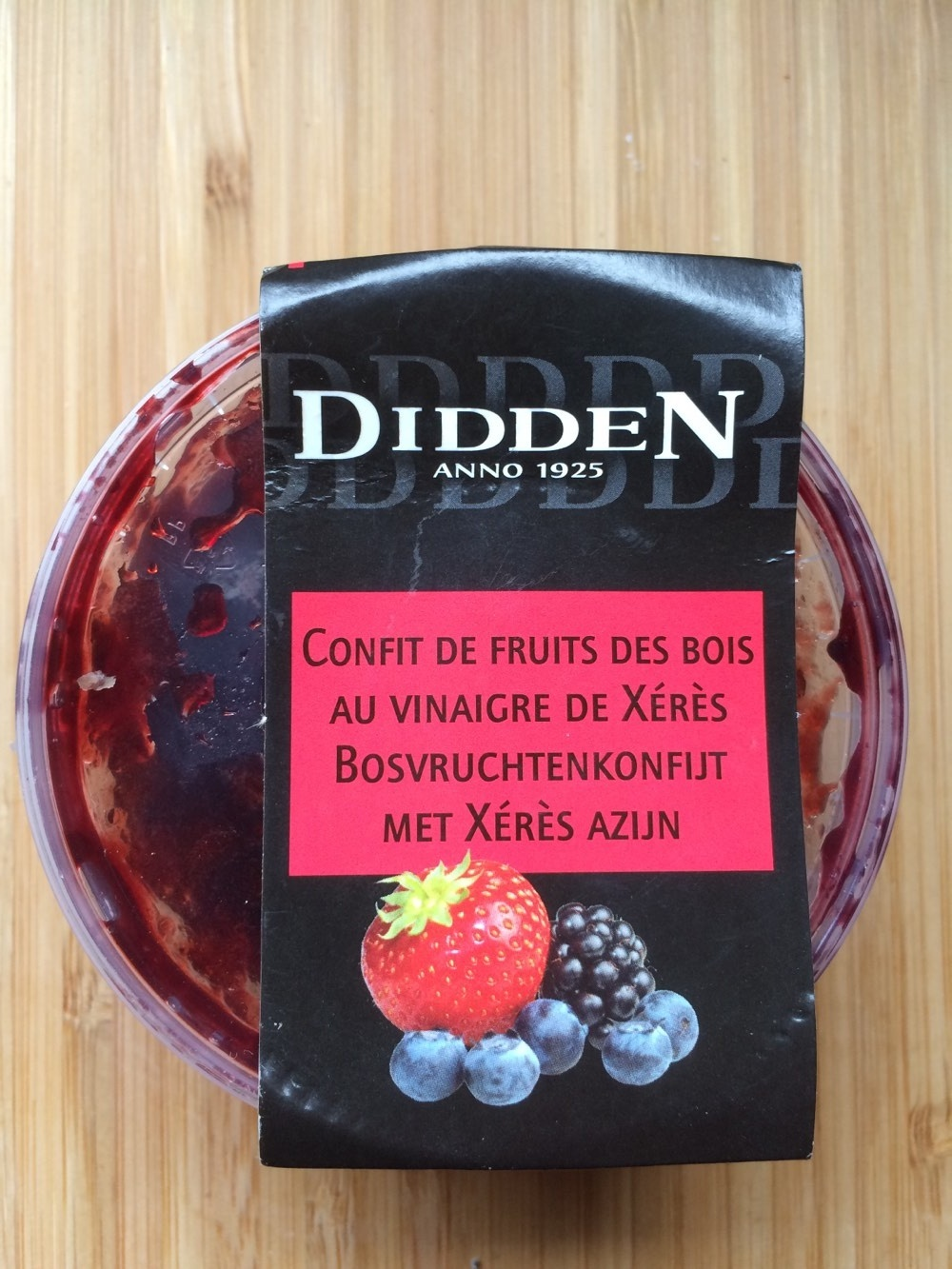 Conflit de fruits des bois - Product - fr