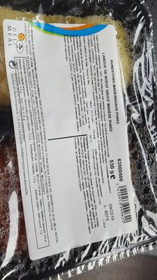 langue de boeuf sauce madere puree - Product - fr