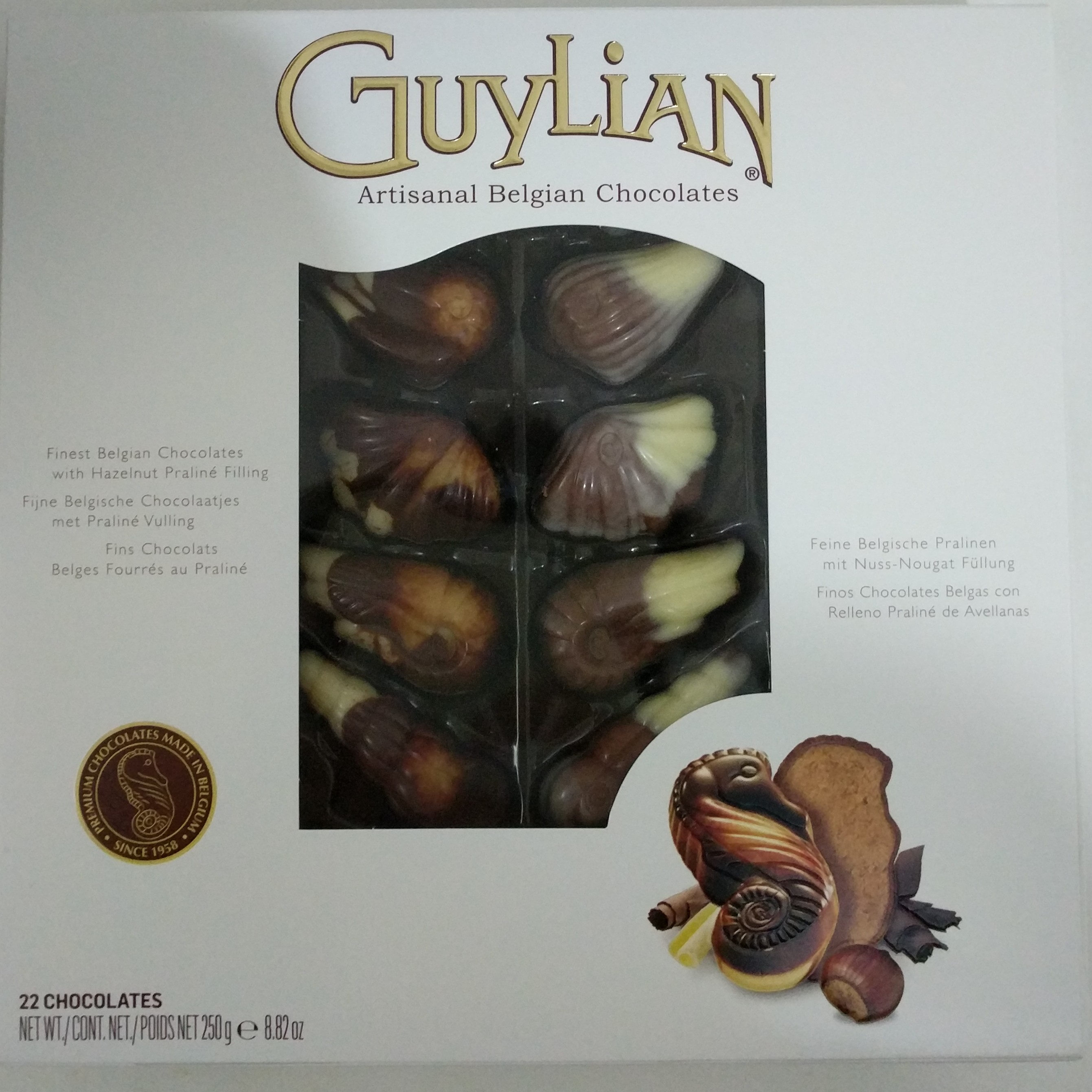 Belgian Chocolat - Product - en