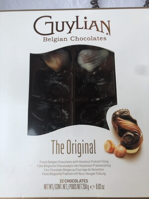 Belgian Chocolat - Product - es