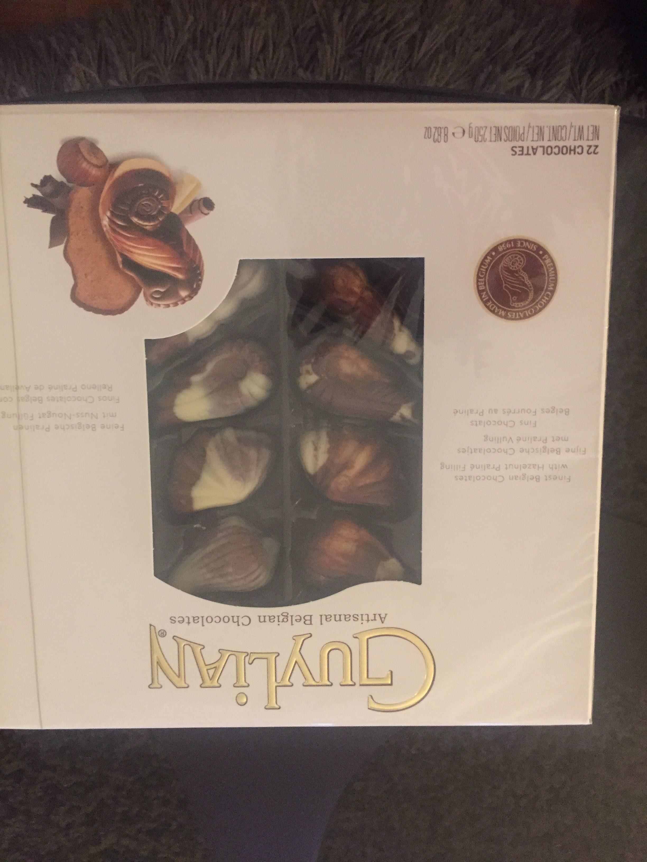 Belgian Chocolat - Produit