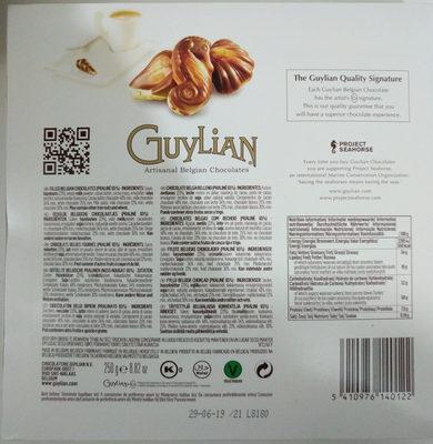 Belgian Chocolat - Ingrédients
