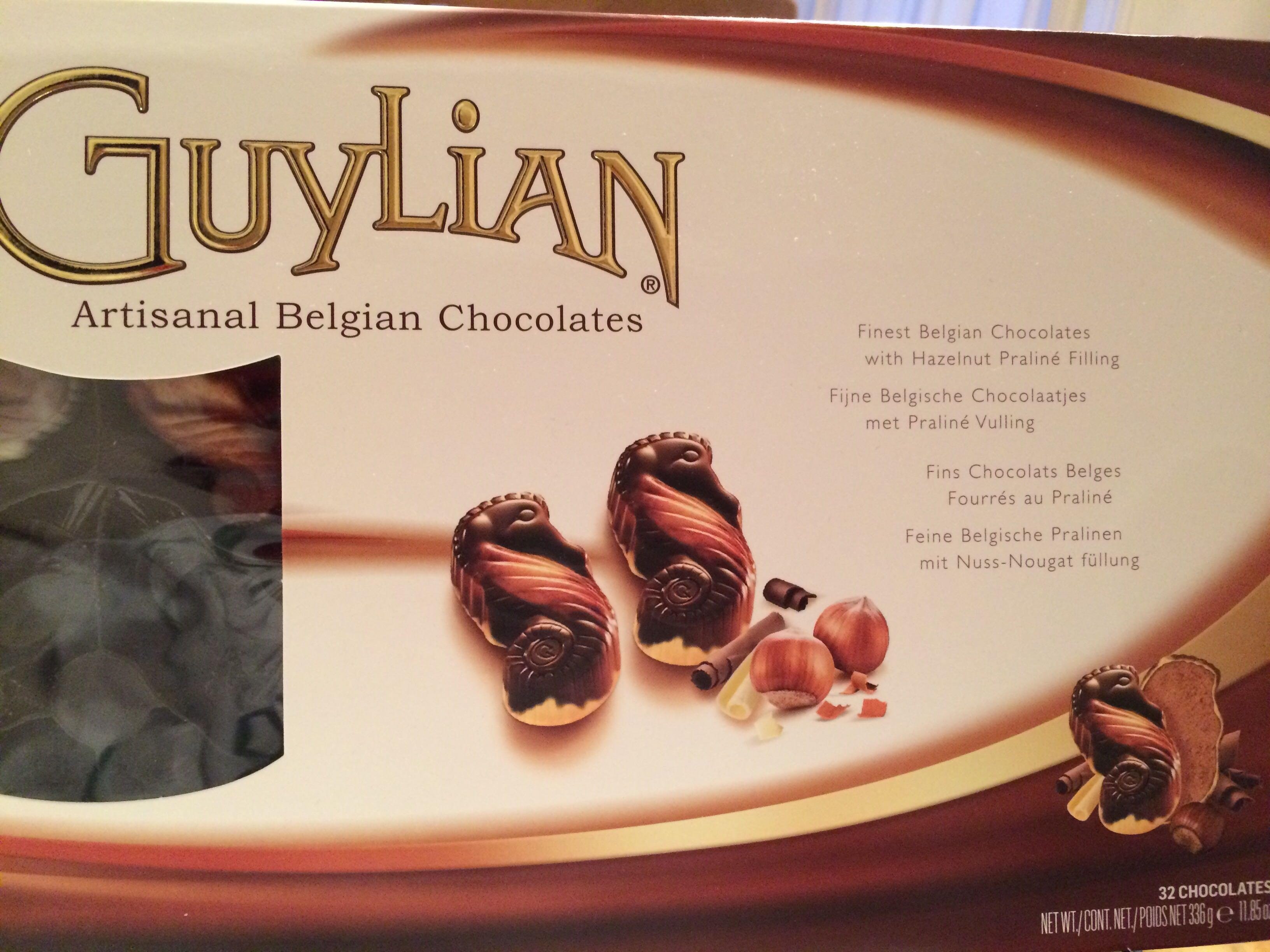 Artisanal Belgian Chocolates - Product