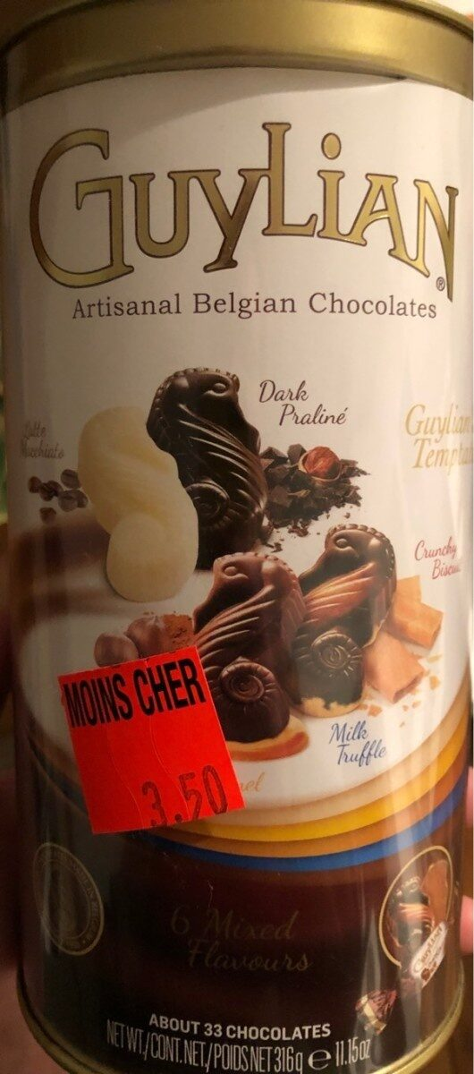 Chocolats - Product - fr