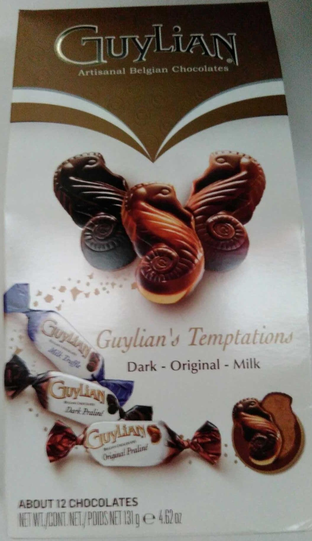 Guylian's Temptations - Product - de