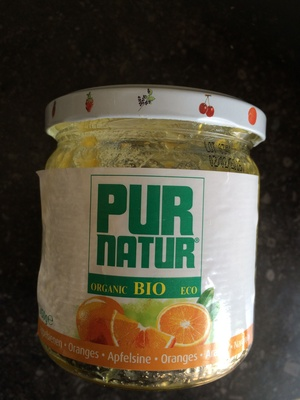 Confiture oranges bio - Product - fr