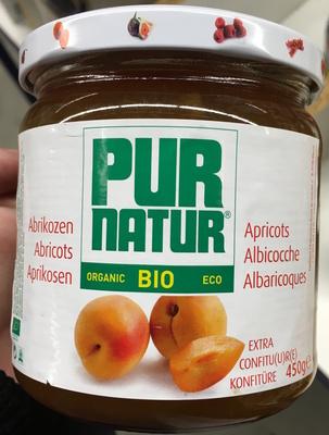 Abricots confiture extra - Produit - fr