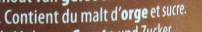 Donker - Ingrédients