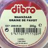 Maanzaad - Product