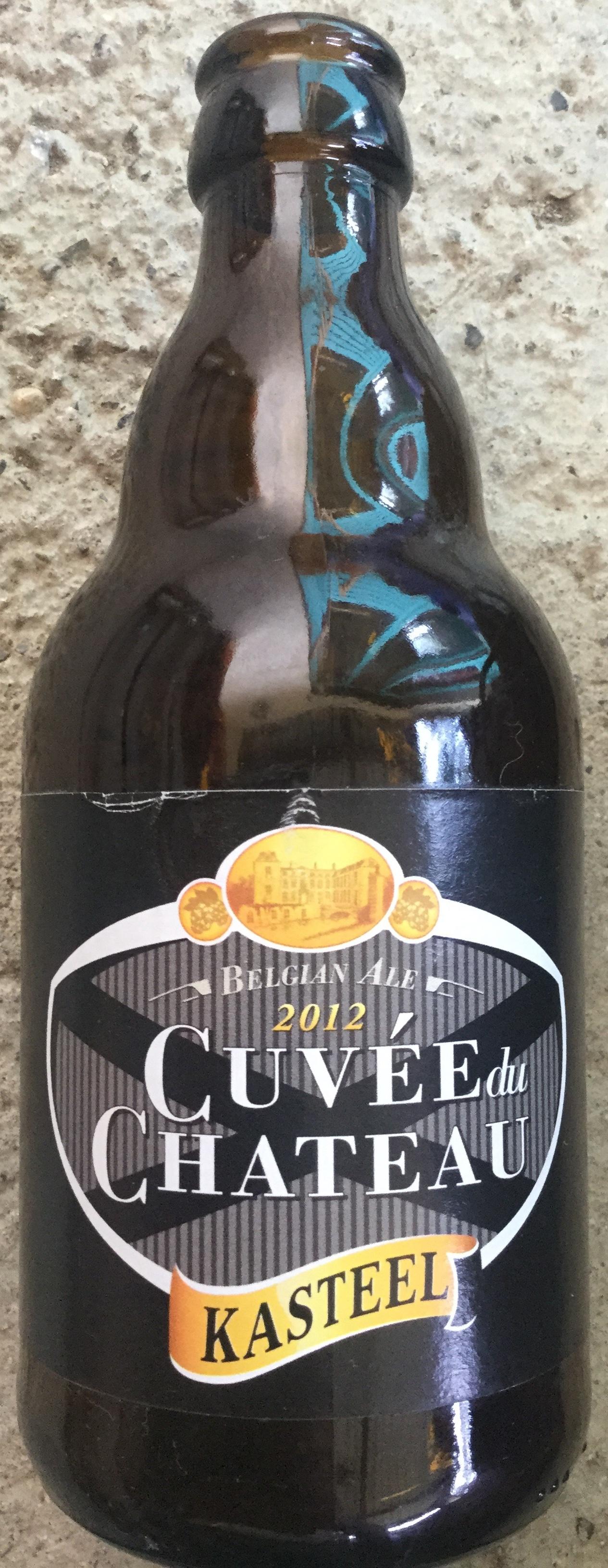 Cuvée du Chateau 2012 - Product - fr