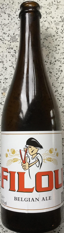 Belgian Ale - Product - fr