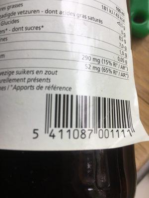 Jus de betterave rouge - Product - nl