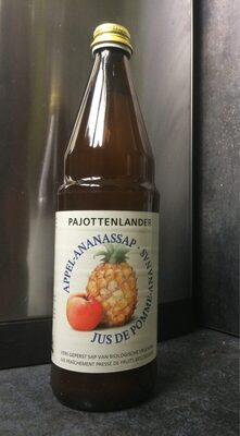 Jus de pomme-ananas - Product - fr