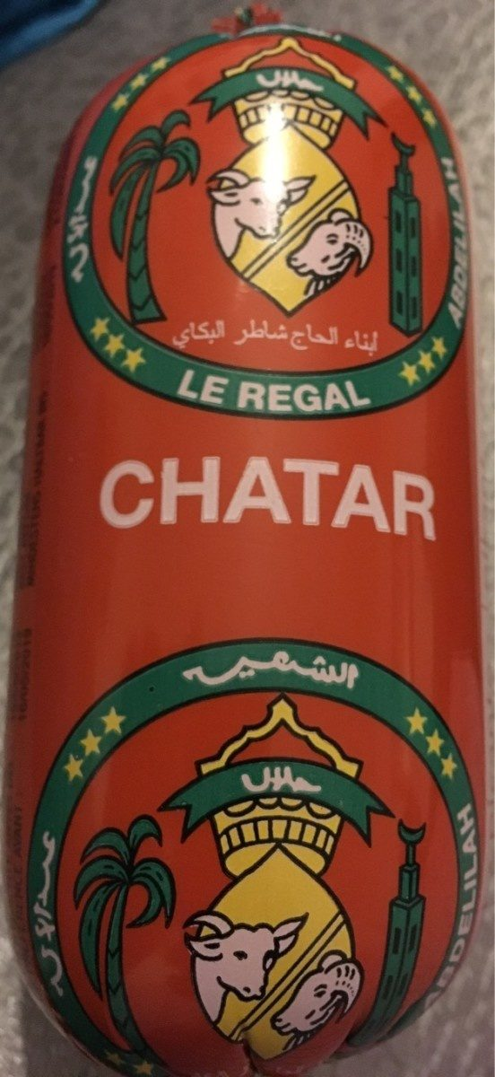 Chatar - Product