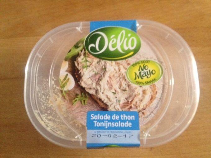 Délio Salade De Thon No Mayo - Prodotto - fr