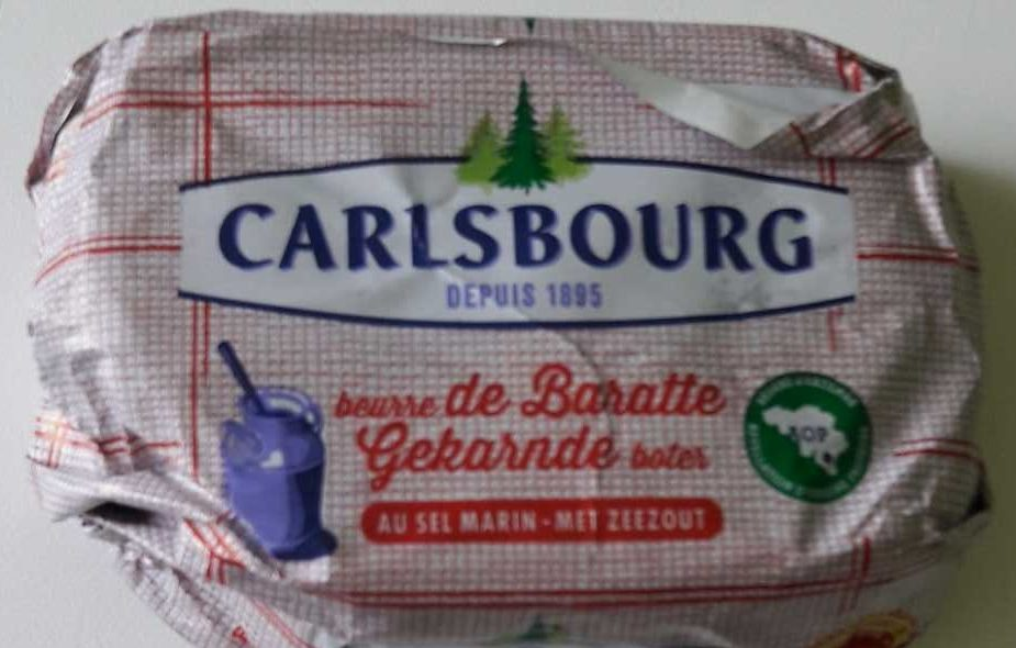 Calsbourg beurre salé - Product
