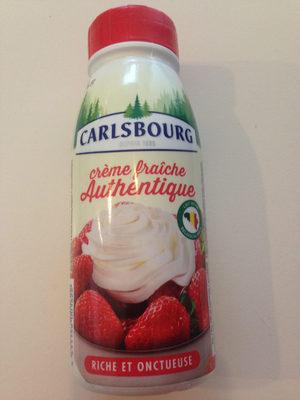 Crème Fraîche Authentique - Product