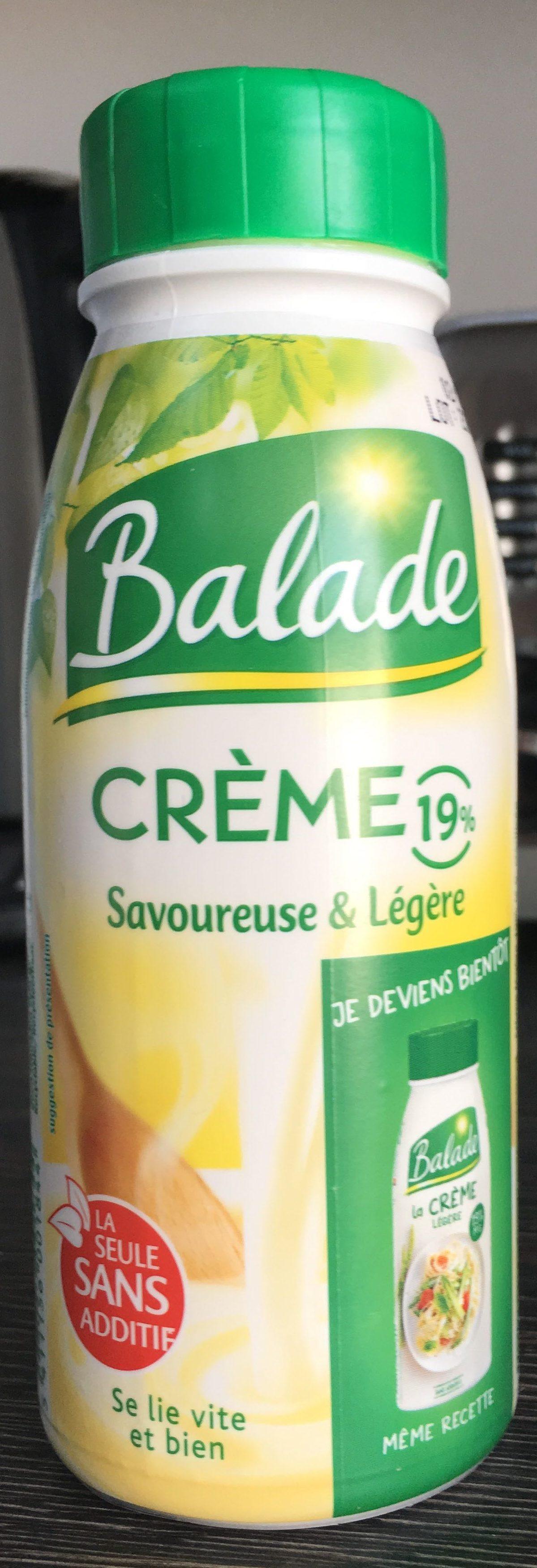 Crème 19% - Produit - fr
