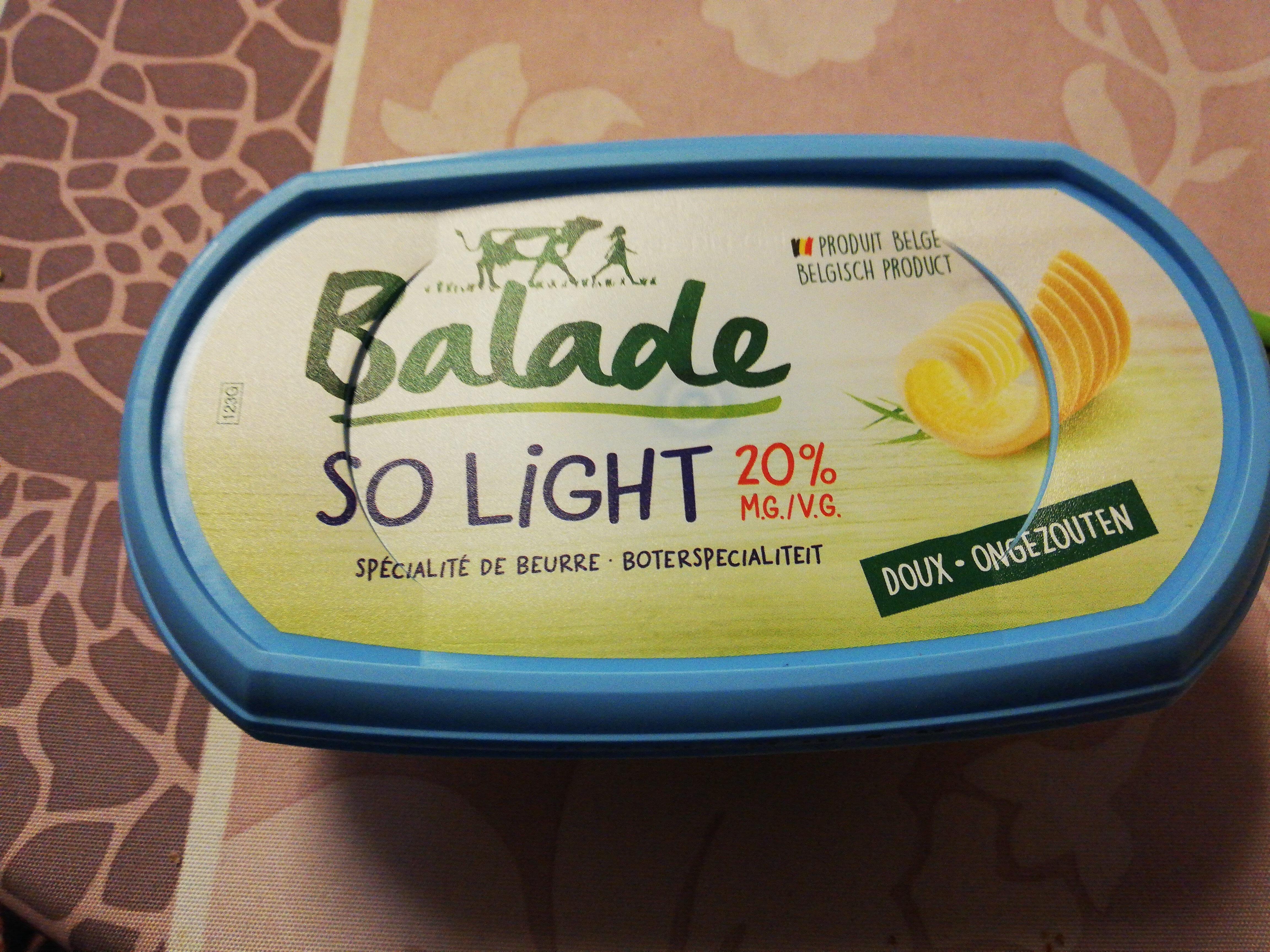 Balade So light - Produit - fr