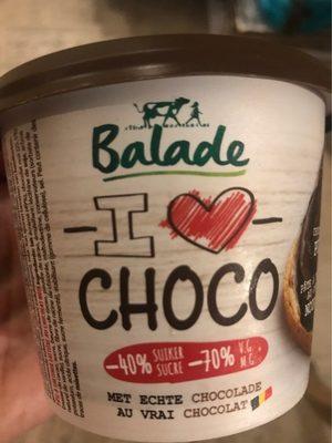 Choco pâte à tartiner au chocolat fondant - Product - fr