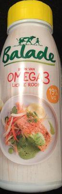 Crème Légère Omega 3 - Product